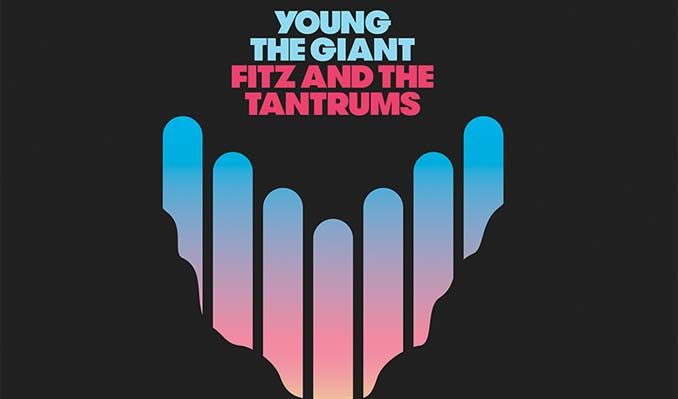 Young The Giant & Fitz and The Tantrums at Bayfront Park Amphitheater
